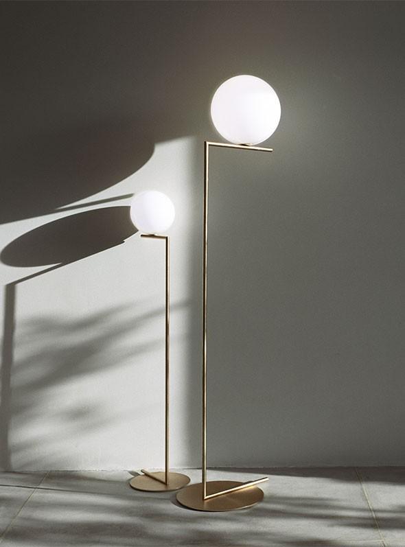 Flos IC Light er både en lampe og et moderne kunstværk