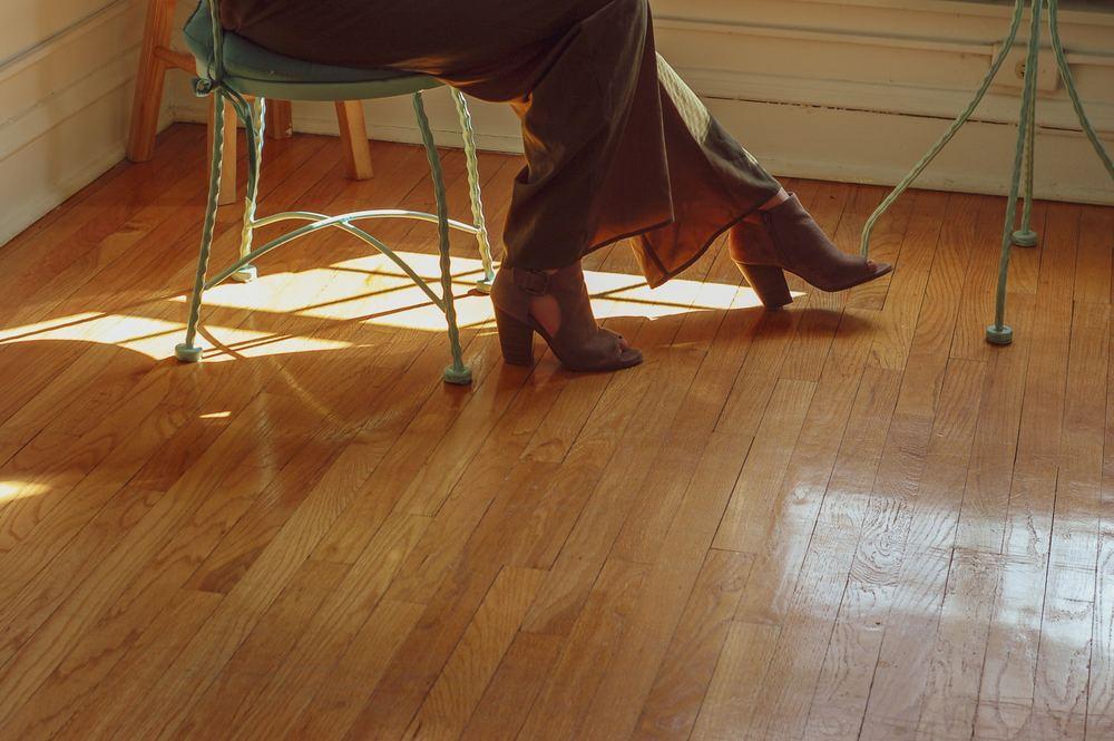 Hvad skal du give for en gulvafslibning?